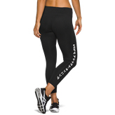 Asics Katakana Women's Crop Tight Black