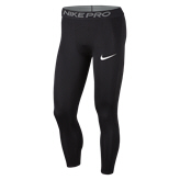 Nike Pro Men's ¾ Tight, Black
