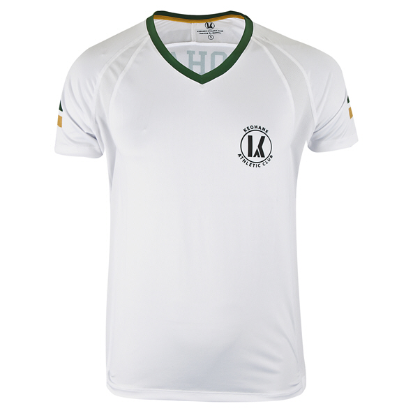 Keohane Kerry American Football Jersey, White/Green