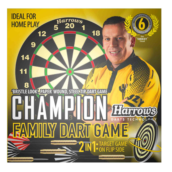 Harrows World Champion Family Game