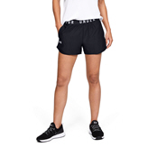 UA Play Up 3.0 Women's Short, Black
