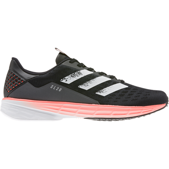 adidas SL20 Men's Running Shoe, Black