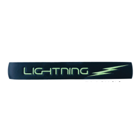 Lee Sports Lightning XL Grip, Black Lime