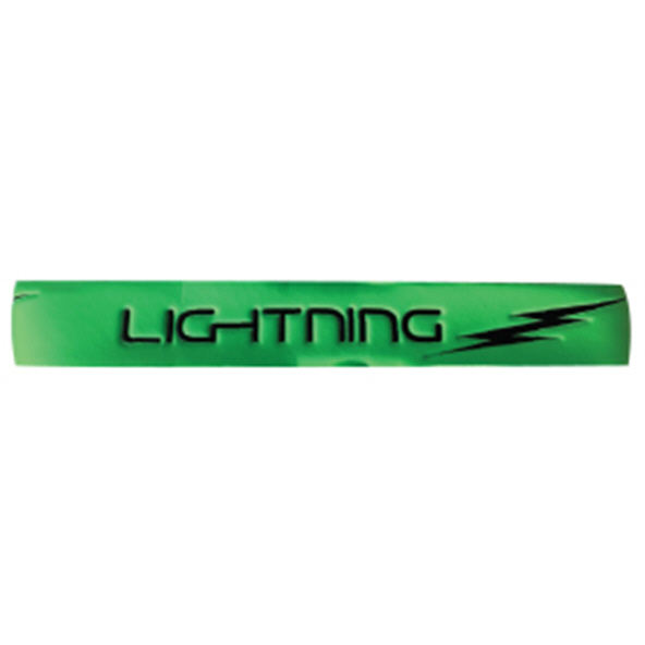 Lee Sports Lightning XL Grip, Green Black