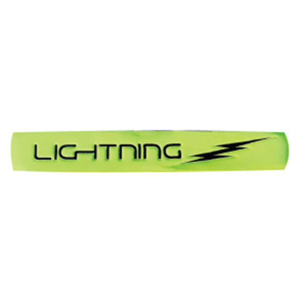 Lee Sports Lightning XL Grip, Yellow Black