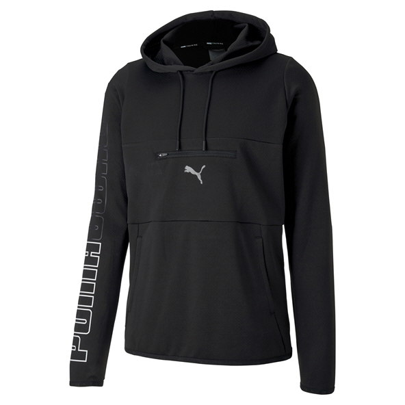Puma Power Knit Men's Hoody Black