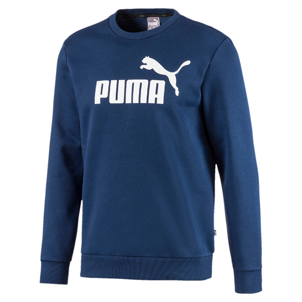 Puma Amplified Crew Men's Sweatshirt, Blue