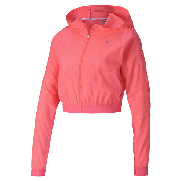 Puma Be Bold Women's Jacket Pink