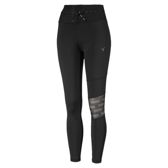 Puma Feel It Mesh Women's 7/8 Tight Black