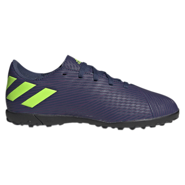 adidas Nemeziz Messi 19.4 Kids' Astro Boot, Purple