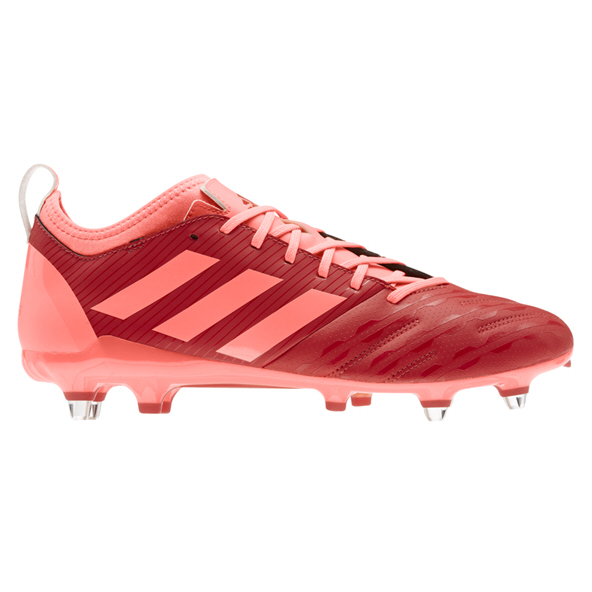 adidas Malice Elite SG Rugby Boot, Scarlet