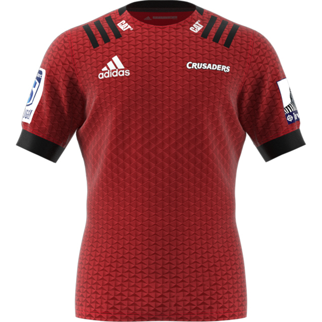 adidas Crusaders 2020 Home Jersey, Red