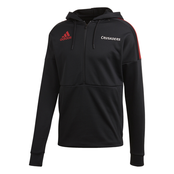 adidas Crusaders 2020 ½-Zip Hoody, Black