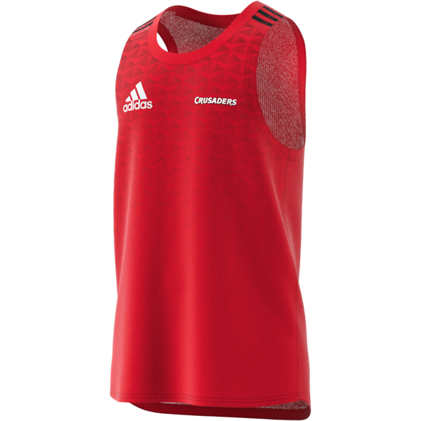 adidas Crusaders 20 Trn Singlet Red