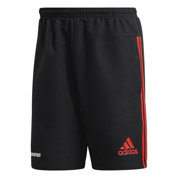 adidas Crusaders 20 Trn Shorts Black