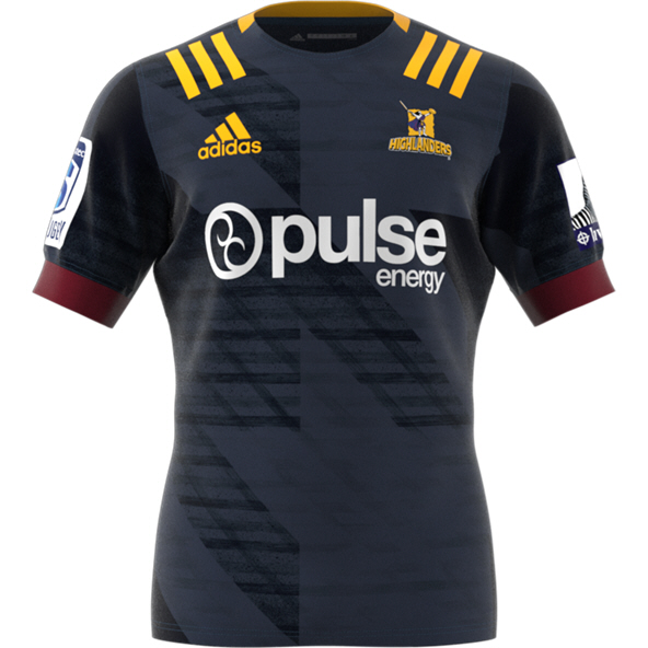 adidas Highlanders 2020 Home Jersey, Navy