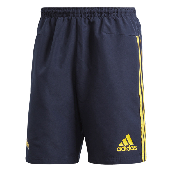 adidas Highlanders 20 Trn Shorts Navy
