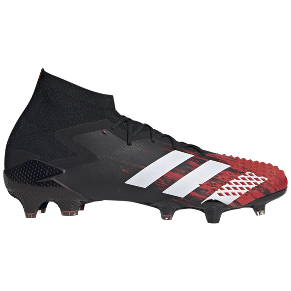 adidas Predator 20.1 FG Football Boot, Black