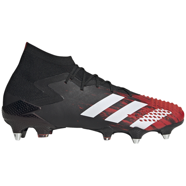 adidas Predator 20.1 SG Football Boot, Black