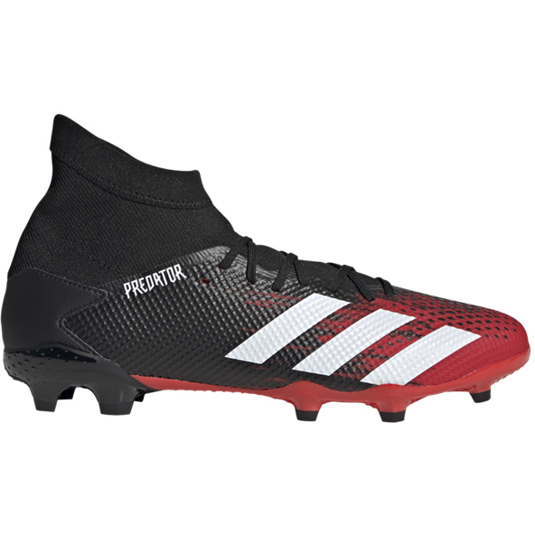 adidas Predator 20.3 FG Football Boot, Black