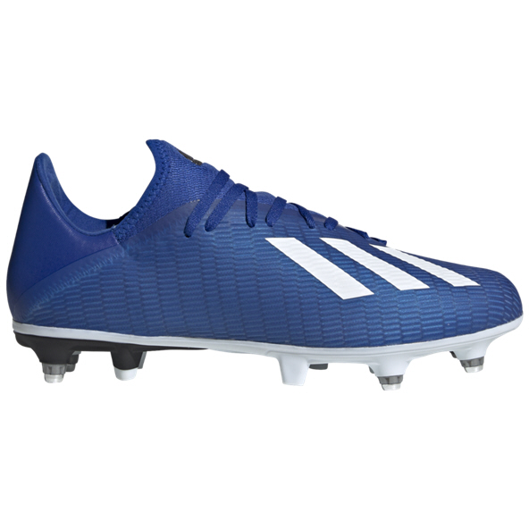 adidas X 19.3 SG Football Boot, Blue