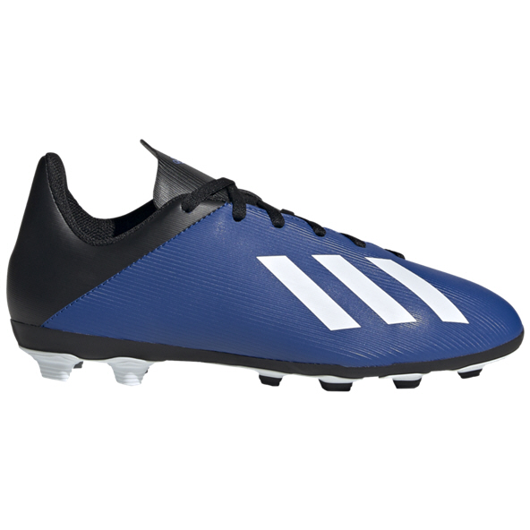 adidas X 19.4 FG Kids' Football Boot, Blue