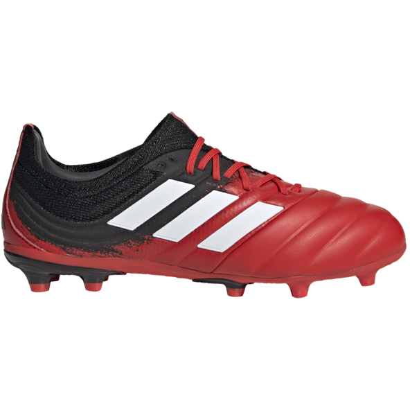 adidas Copa 20.1 FG Kids' Football Boot, Red
