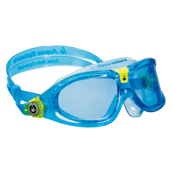 Aquasphere Seal 2.0 Junior Kids Goggle Blue