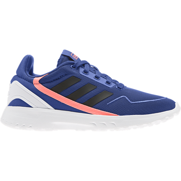 adidas NebZed Boys' Trainer, Blue/White