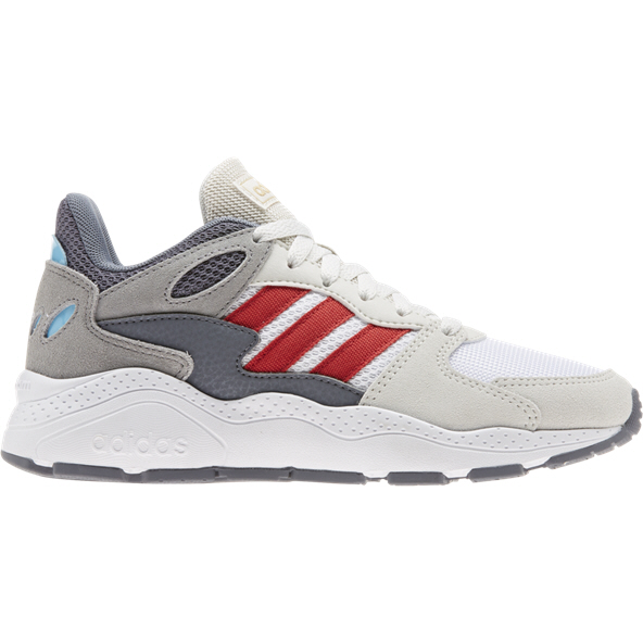 adidas Crazy Chaos Boys' Trainer, Grey