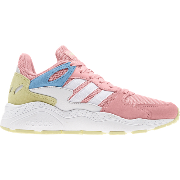 adidas Crazy Chaos Girls' Trainer, Pink