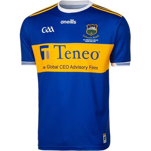 O'Neills Tipperary 2019 Kids' All Ireland Final Jersey, Blue