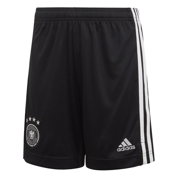 adidas Germany 2020 Home Kids' Short, Black