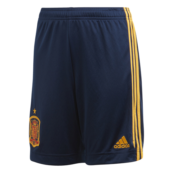 adidas Spain 2020 Home Kids' Short, Navy