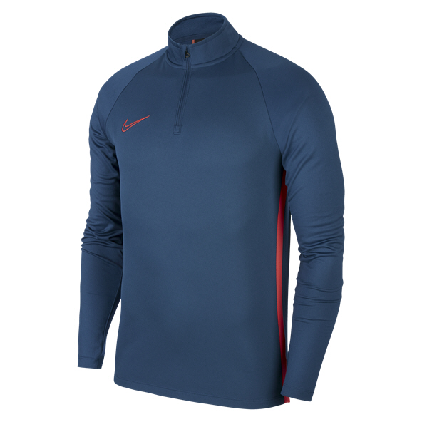 Nike Dry Academy Men's Drill Top, Blue