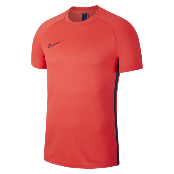 Nike Dry Academy Men's Football T-Shirt, Red