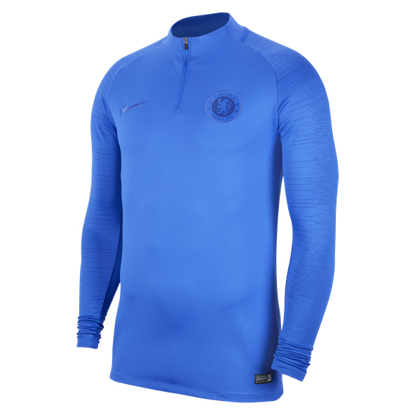 Nike Chelsea 2020 Strike Drill Top, Blue