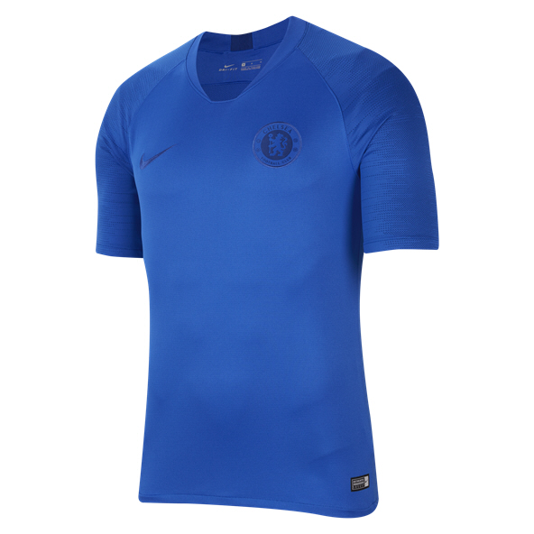 Nike Chelsea 2020 Strike Drill T-Shirt, Blue
