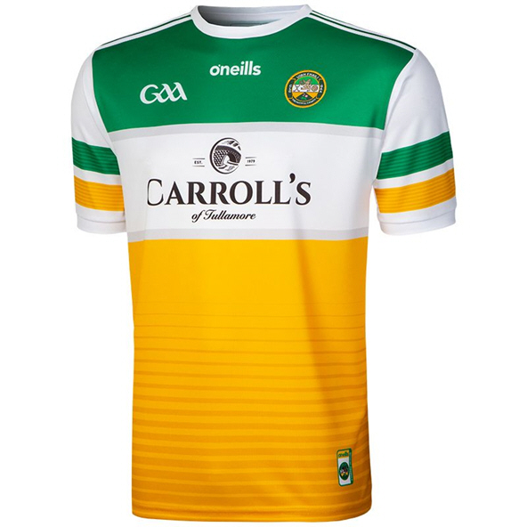 O'Neills Offaly 2020 Home Jersey, Green