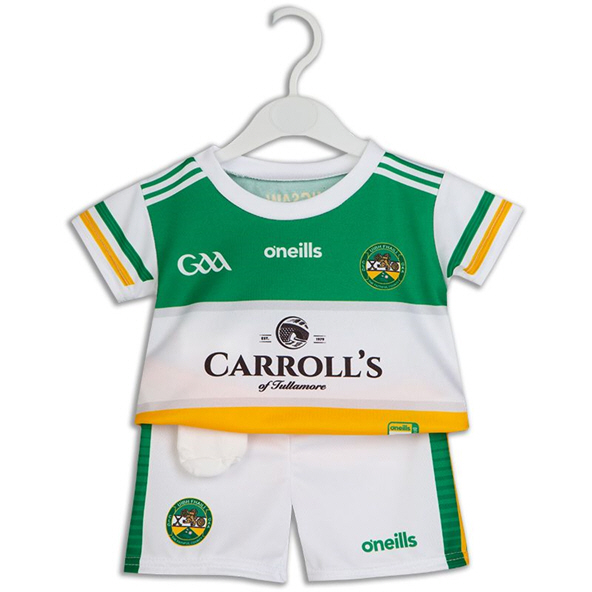 O'Neills Offaly 2020 Kids' Home Kit, Green