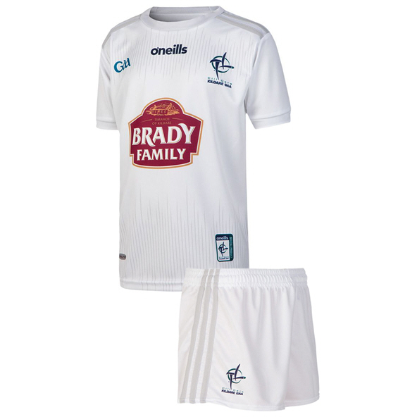O'Neills Kildare 2020 Kids' Home Kit, White