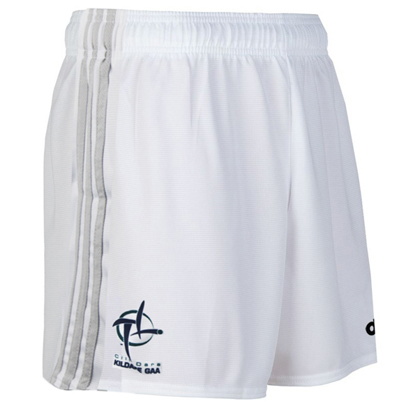 O'Neills Kildare 2020 Kids' Home Short, White