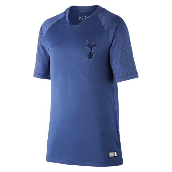 Nike Spurs 2020 Strike Drill Kids' T-Shirt, Blue