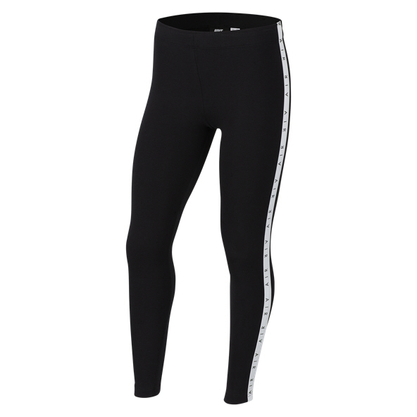 Nike Air Favorite Girls' Legging, Black