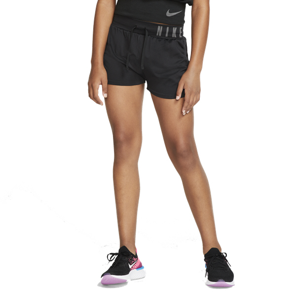 Nike Seamless Girls' Short, Black