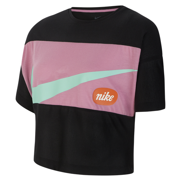 Nike JDIY Girls' Top, Black