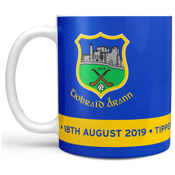 Tipperary 2019 Champions Mug, Blue