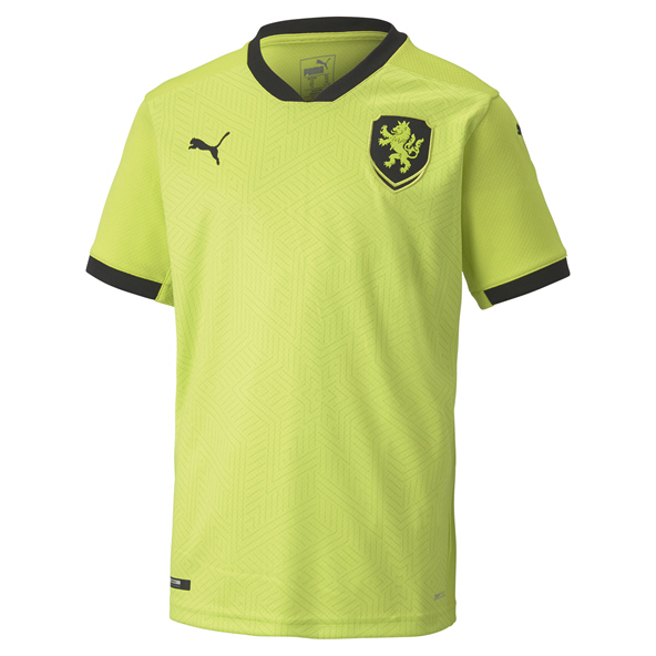 Puma Czech Rep Away 20 Kids Jersey Mutli