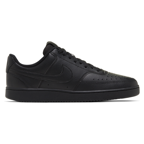 Nike Court Vision Low Men's Trainer, Black
