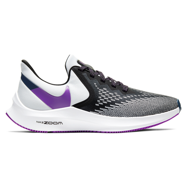 Nike Air Zoom Winflo 6 Women's Running Shoe, Black
